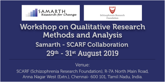 SAMARTH : Research for Change